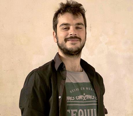 Rocco, il concorrente della terza puntata