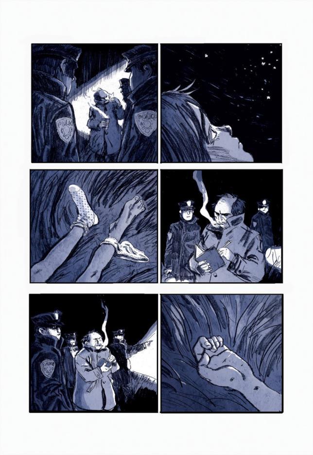 Tavola di Curaro, miniserie del Corvo - Libro Secondo