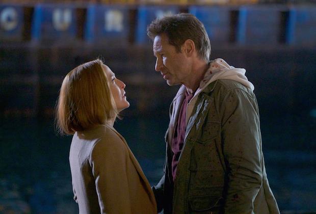 X-Files 11: Mulder e Scully nel finale