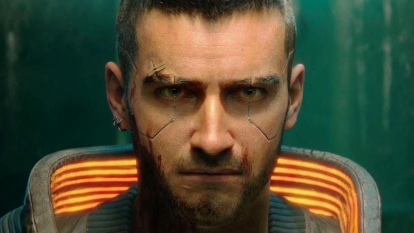 Uno dei personaggi di Cyberpunk 2077 di CD Projekt RED