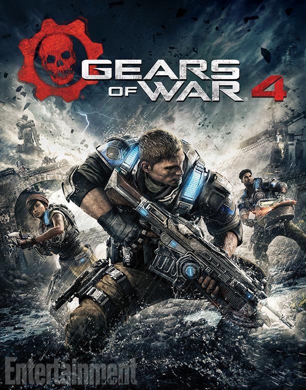 Gears of War 4 in uscita solo su Xbox One