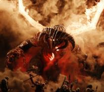 Fuoco e fiamme in La Terra Di Mezzo: L'Ombra Della Guerra