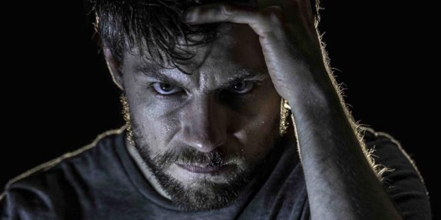 Kyle Barnes in Outcast