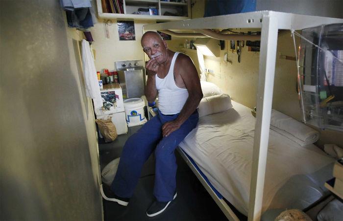 L'interno del San Quentin State Prison in California