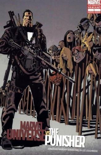 Il Punitore, personaggio Marvel