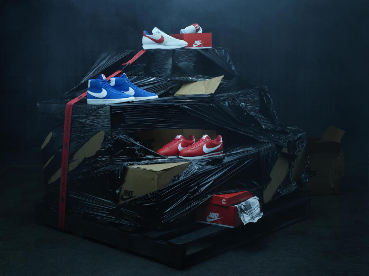Le scarpe Nike a tema Stranger Things
