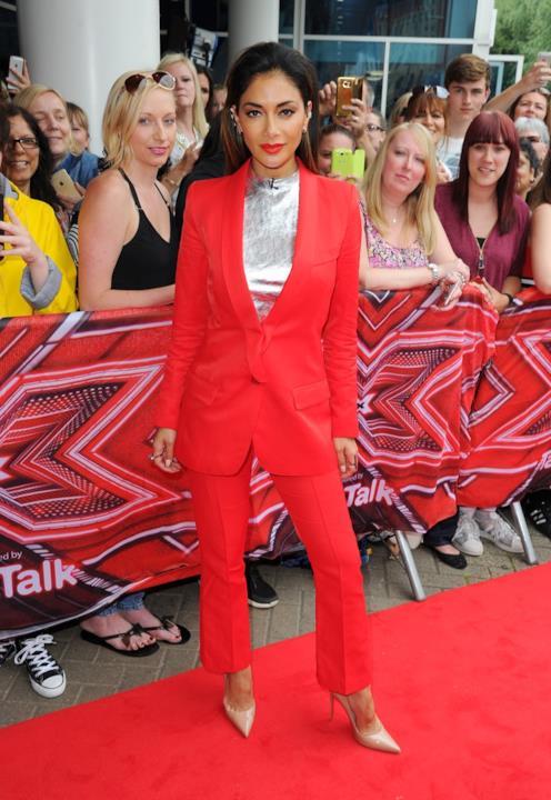 Nicole Scherzinger alle audizioni di X Factor