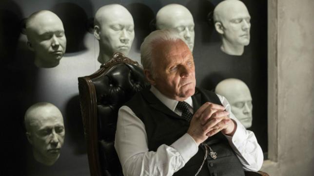 La serie TV Westworld è stata tratta dal film di Michael Crichton