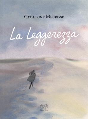 Catherine Meurisse firma il fumetto La leggerezza