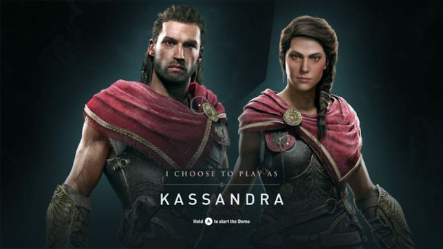 Assassin's Creed Odyssey sterza verso il gioco di ruolo