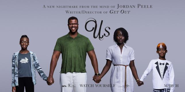 Noi: uno dei poster del film di Jordan Peele