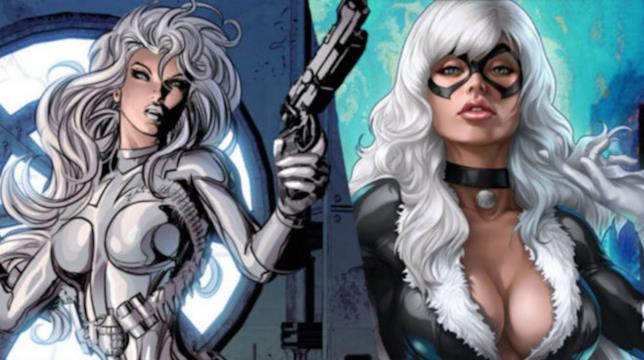 Silver Sable e Black CAt in un nuovo film targato Sony