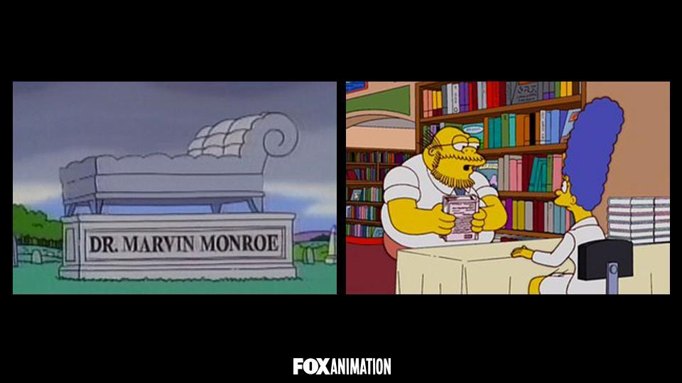 Perché il dottor Marvin Monroe riappare dopo la sua morte?