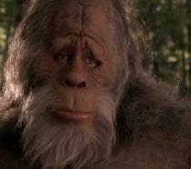 Un Bigfoot dal film Bigfoot e i Suoi Amici