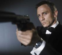 Daniel Craig è James Bond