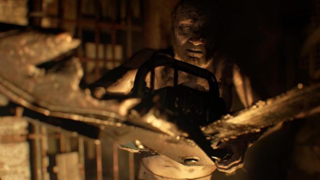 Il minaccioso capo famiglia di Resident Evil 7