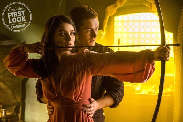 Robin e Marian in Robin Hood: Origins