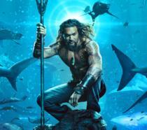 Jason Momoa è Aquaman