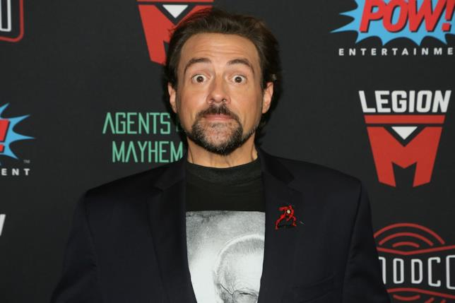 Kevin Smith alle celebrazioni in memoria di Stan Lee