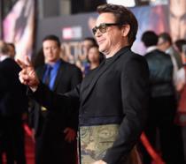 Tony Stark nel film Avengers: Endgame