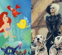 La Sirenetta e Cruella