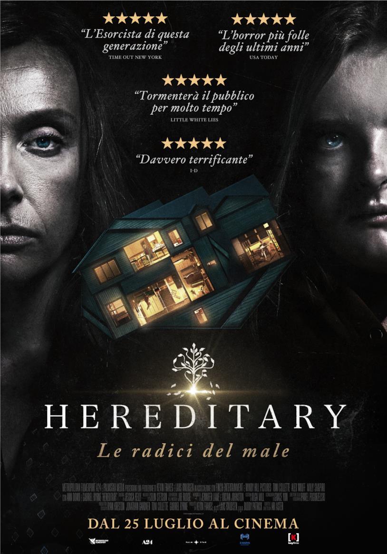 Poster del film Hereditary Le Radici del male