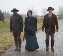 Recensione dodicesimo episodio di Timeless, Jesse James e il vecchio west
