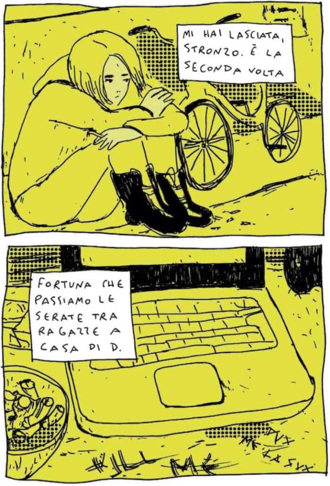 Disegno di Romanzo Esplicito
