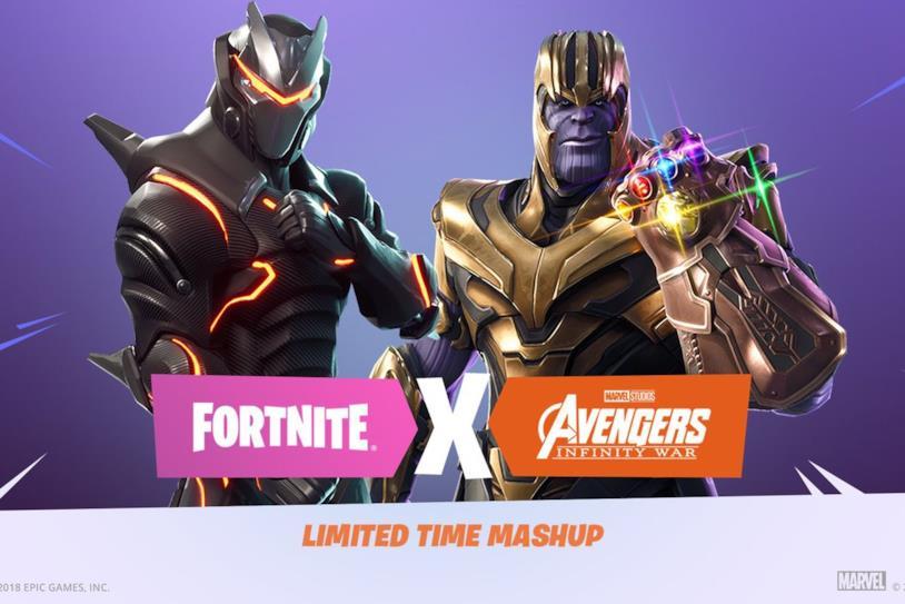 Gli Avengers incontreranno di nuovo Fortnite?