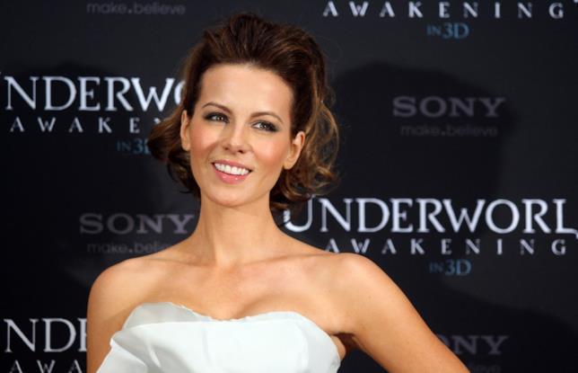 La brittanica Kate Beckinsale fa parte del cast di Underworld