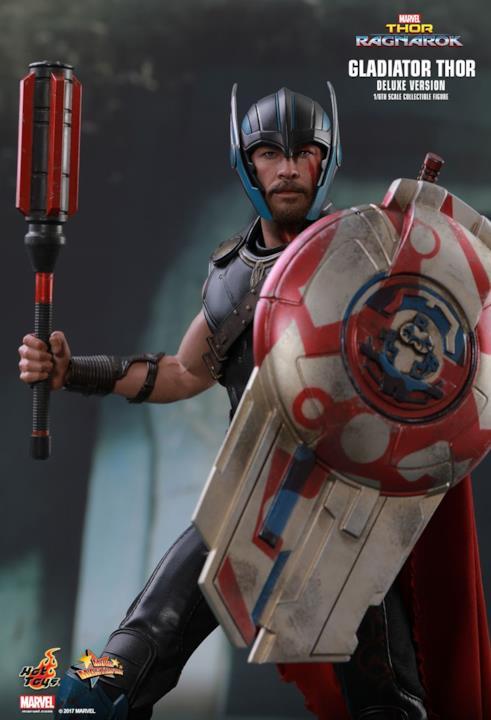 Combattimento spada e scudo per il Dio norreno