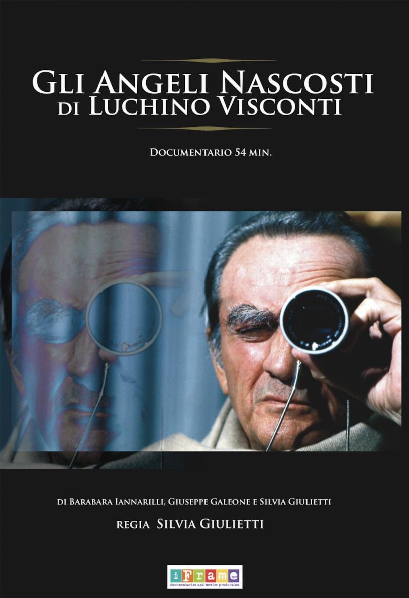 Il poster di Gli angeli nascosti di Luchino Visconti