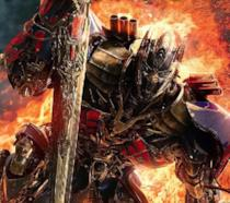 Un'immagine del film Transformers: L'Ultimo Cavaliere