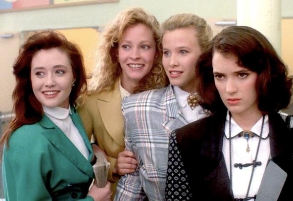 Heathers, il cast del film