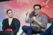J.J. Abrams al panel Lucasfilm del Comic-Con Experience (CCXP) 2019