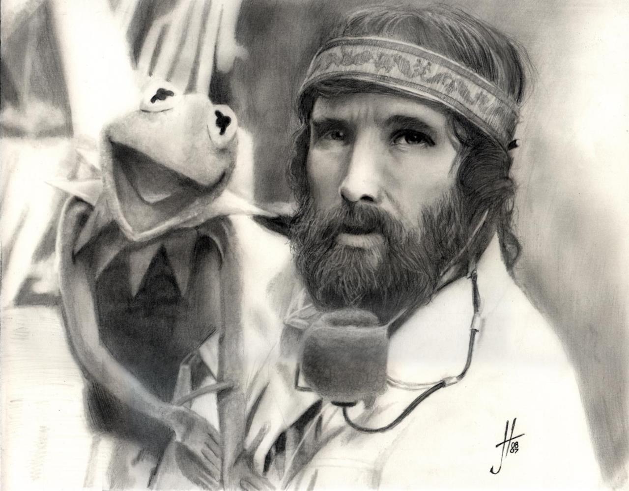 Non c'era occasione pubblica in cui Jim si presentasse senza Kermit al braccio