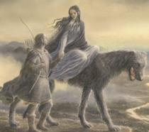 La copertina di Beren e Luthien