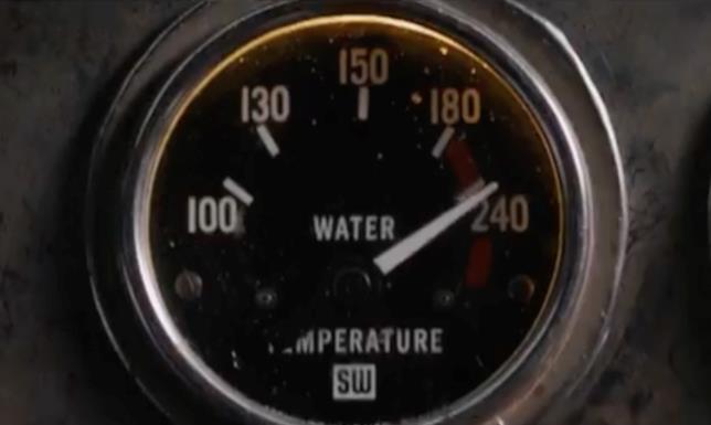 Surriscaldamento in Fast & Furious 8
