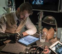 Zack Snyder disegna storyboard Deathstroke