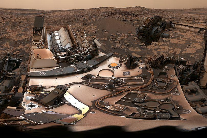 curiosity rover live feed - 810×539