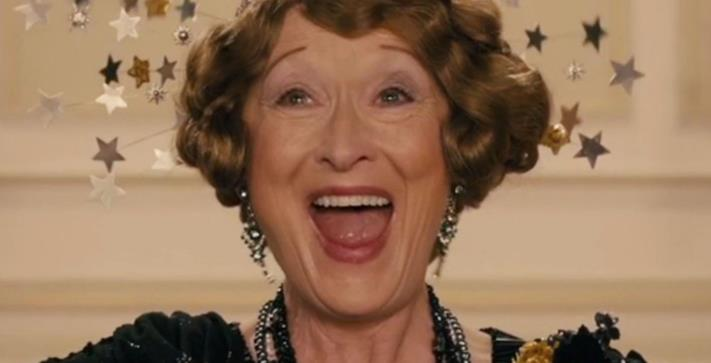 Meryl Streep tra le stelline