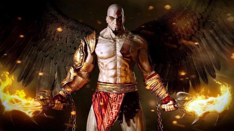 Kratos passato Grecia