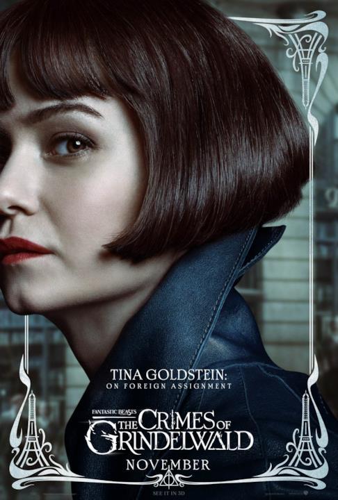 Il poster di Tina Goldstein
