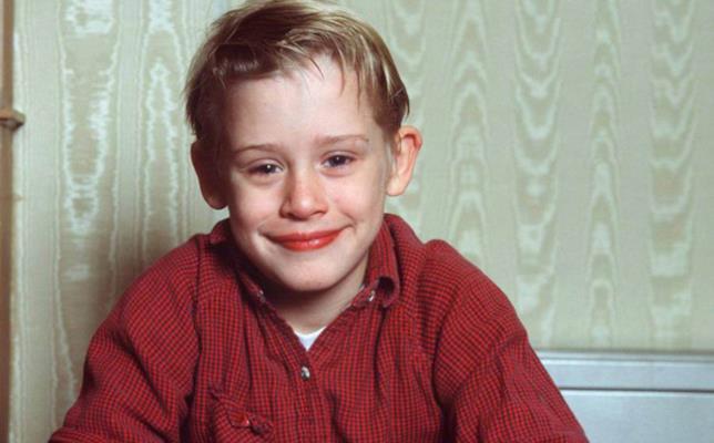 Macaulay Culkin negli anni '90