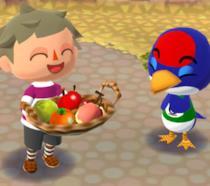 Una sequenza di gioco di Animal Crossing Pocket Camp