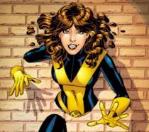 Kitty Pryde mostra i suoi incredibili poteri mutanti