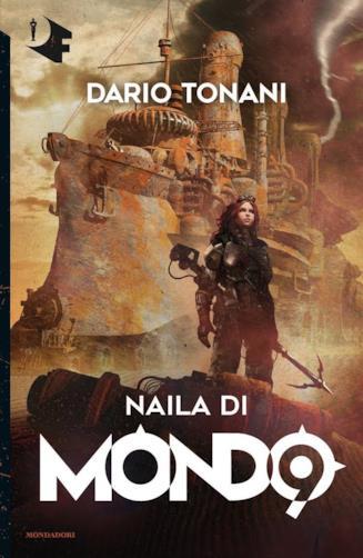 Copertina di Naila di Mondo 9, di Franco Brambilla