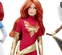 80 anni di Marvel: Barbie celebra con una collezione X-Men [GALLERY]
