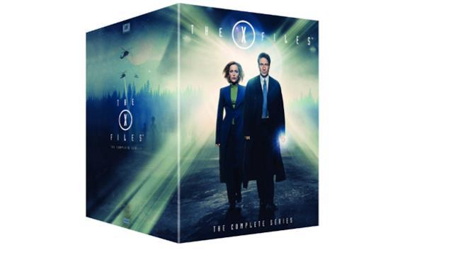 X-Files cofanetto dvd