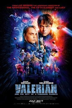 Un collage con tutti i personaggi del film